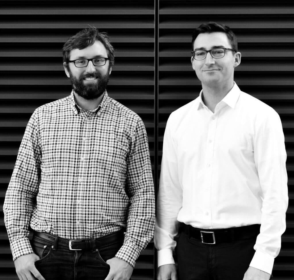 Die Gründer von spanflug dem Online-Shop für Drehteile und Frästeile