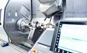 CNC-Bearbeitung - Drehen und Fräsen