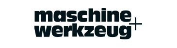 maschine + werkzeug Logo
