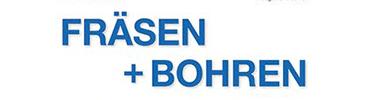Fräsen + Bohren Logo